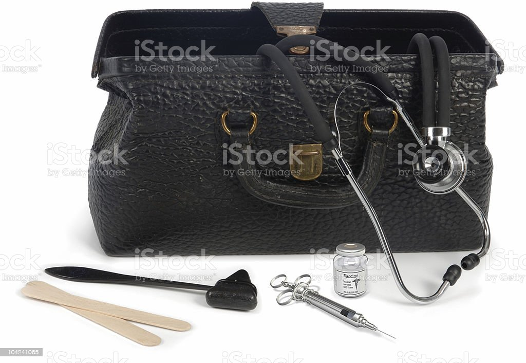 Medical Bag stock photo