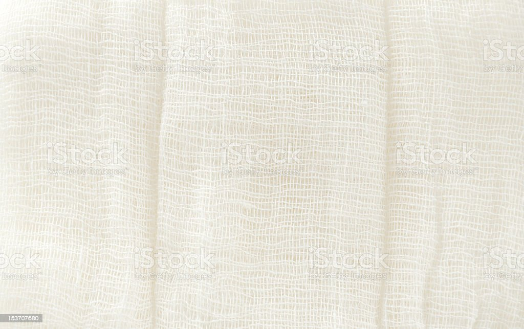 medical bandage royalty-free stock photo