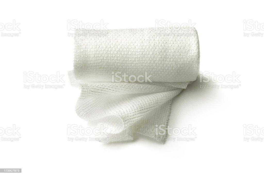 Medical: Bandage royalty-free stock photo