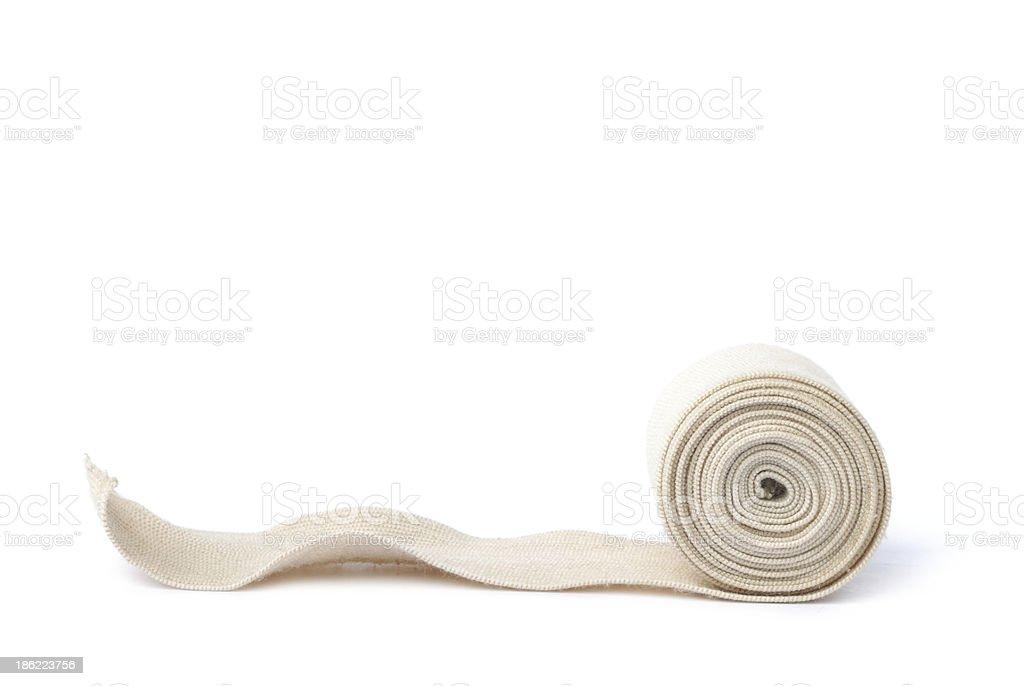 Medical bandage stock photo