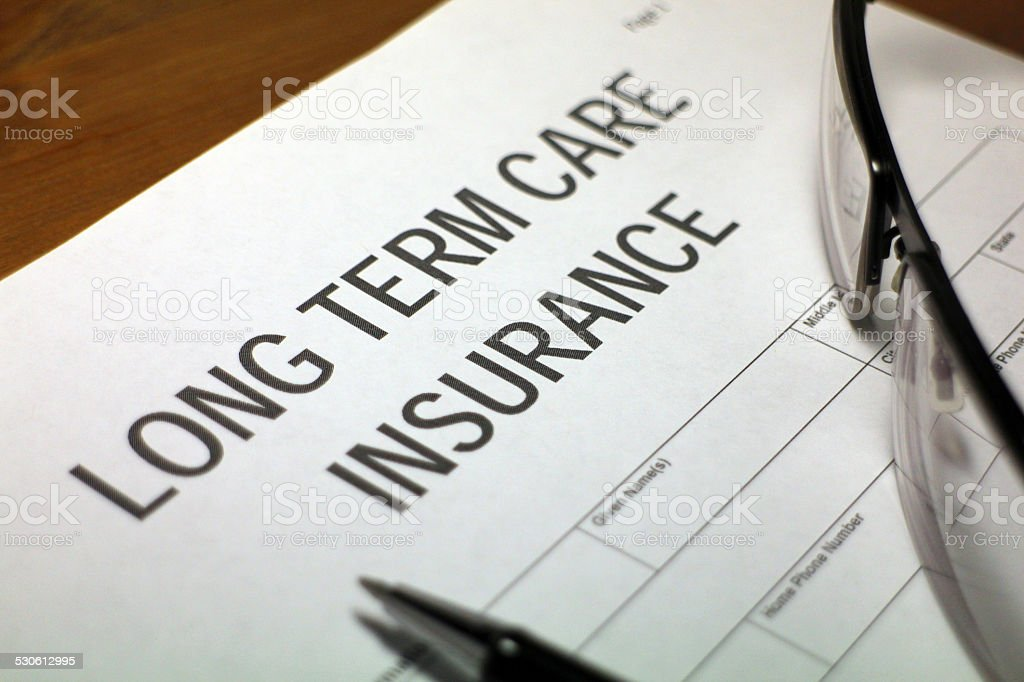 Medical Care Insurance stock photo