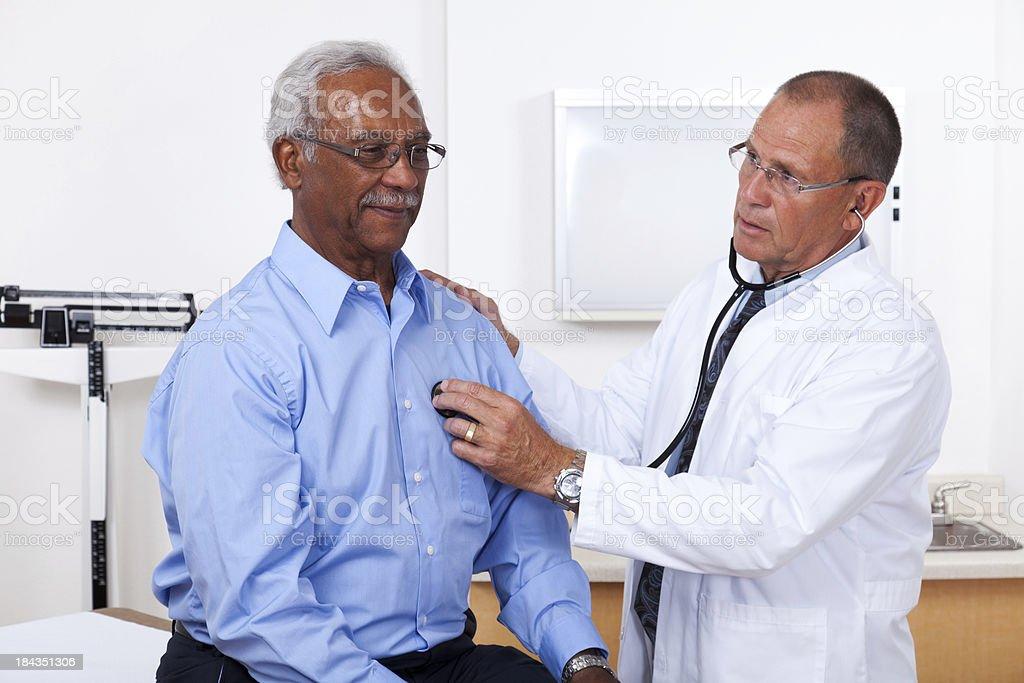 Medical Check Up royalty-free stock photo