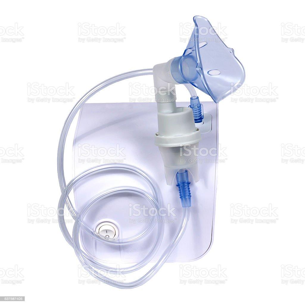 medical device nebulizer inhaler stock photo