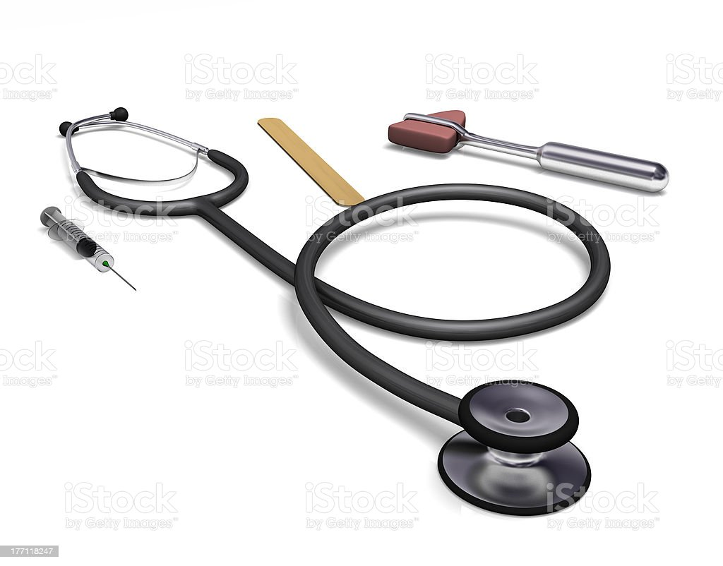 Medical Devices stock photo
