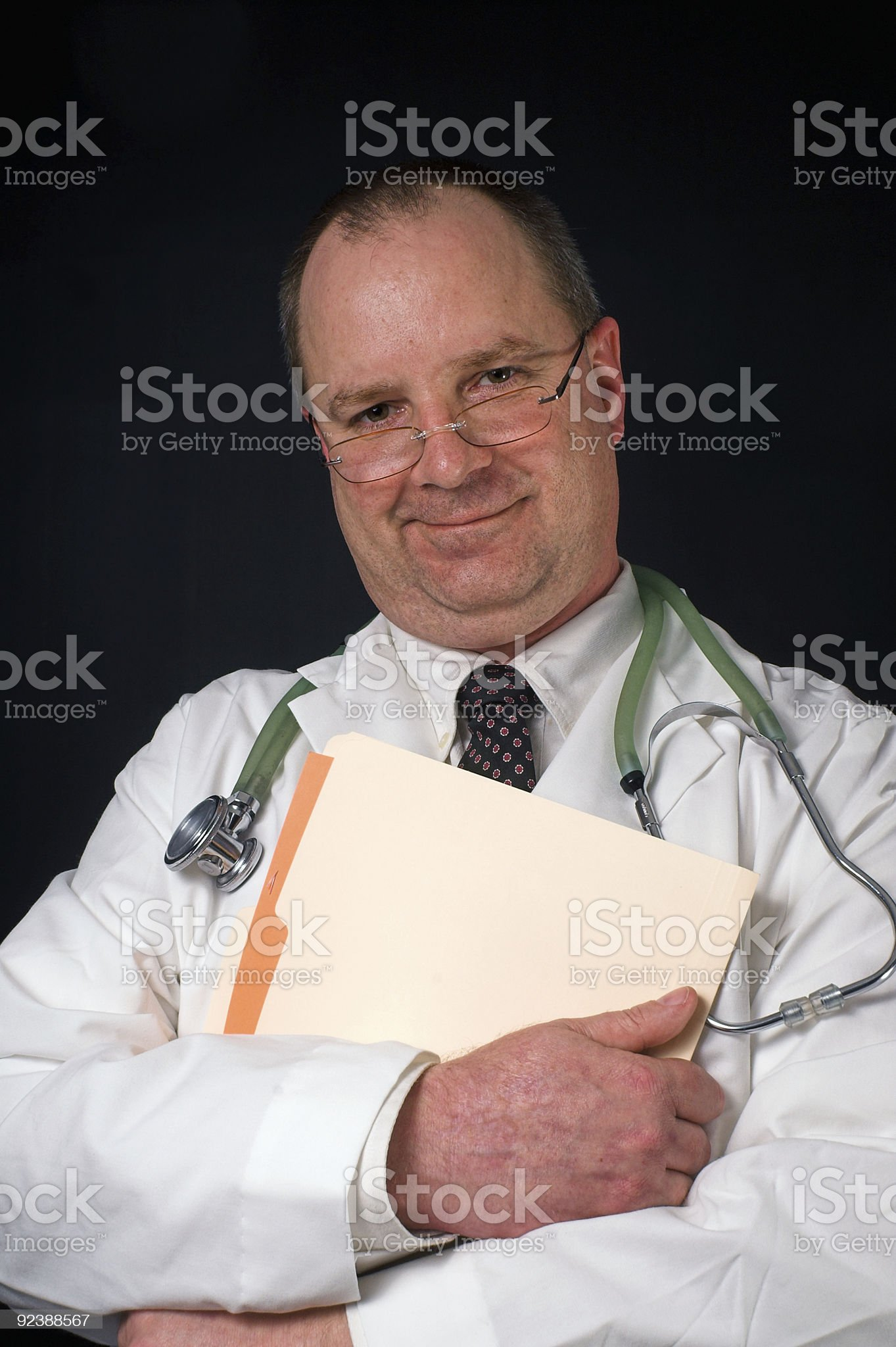 Medical Doctor royalty-free stock photo