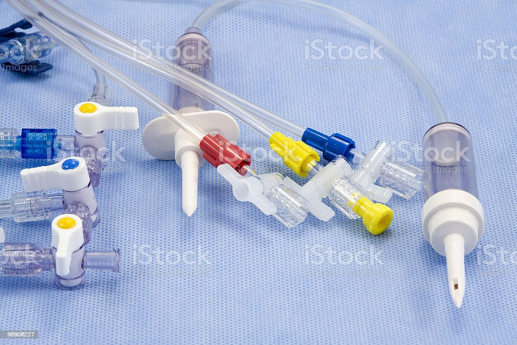 Medical Equipment royalty-free stock photo