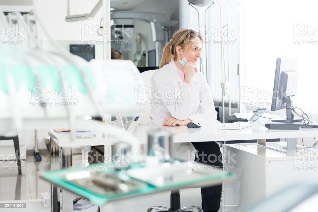 Medical expertise stock photo