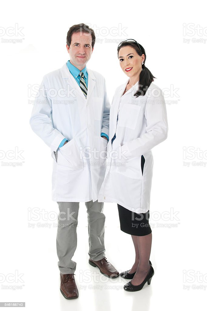 Medical Friends stock photo