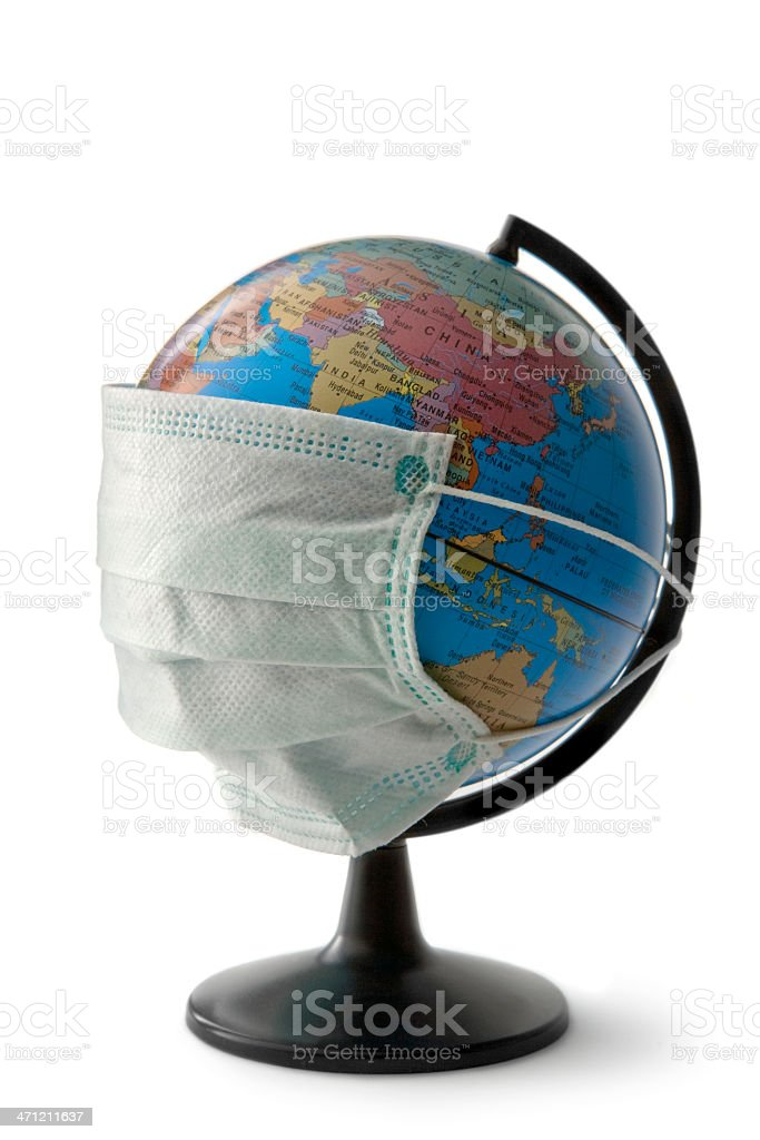 Medical: Global Protection stock photo