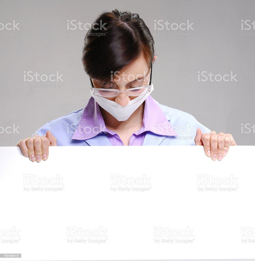 Medical information. royalty-free stock photo