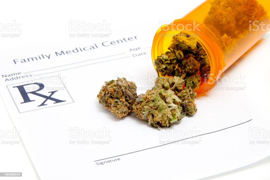 Medical Marijuana stock photo