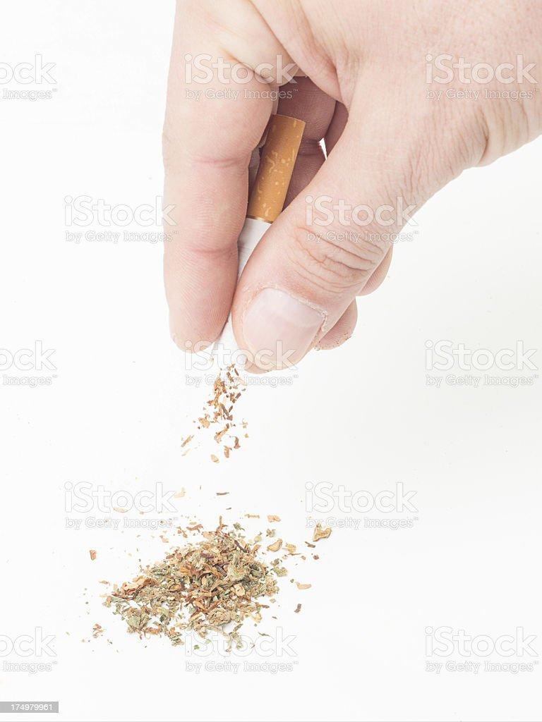 Medical Marijuana royalty-free stock photo