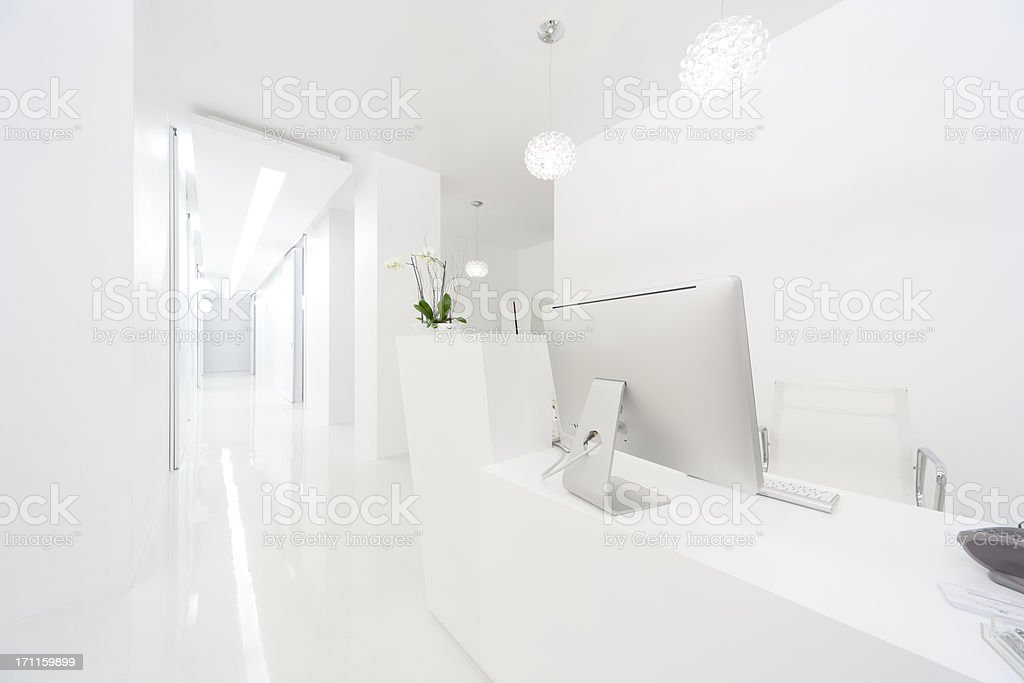 Medical office royalty-free stock photo