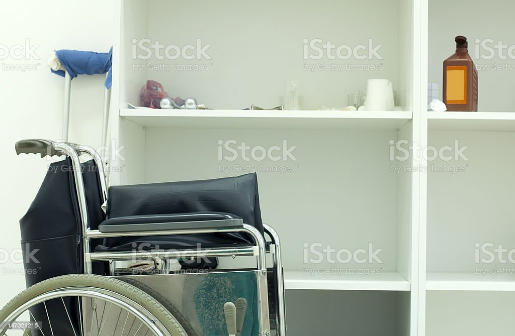 Medical orthopedic surgery stock photo