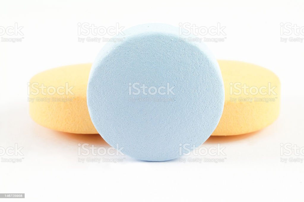 medical pills and drugs stock photo
