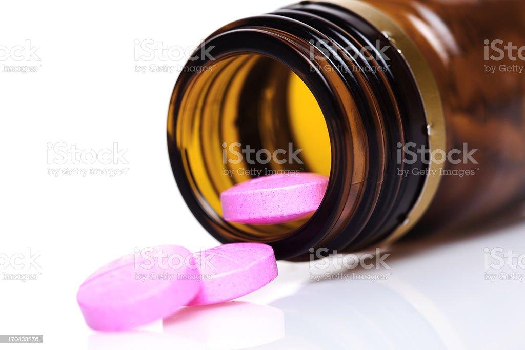 Medical - Pills stock photo