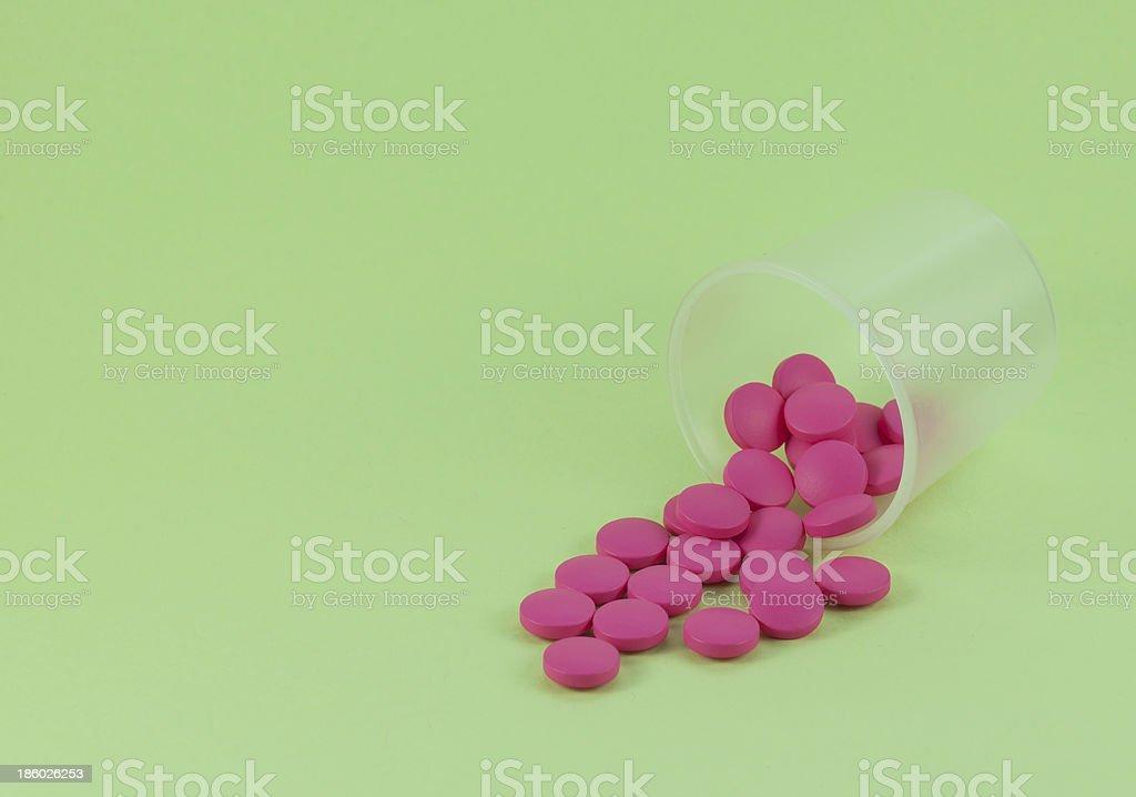 medical pills royalty-free stock photo