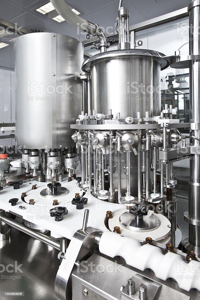 Medical Production stock photo