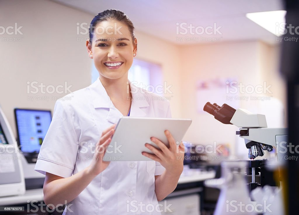 Medical research? Yes, there's an app for that stock photo