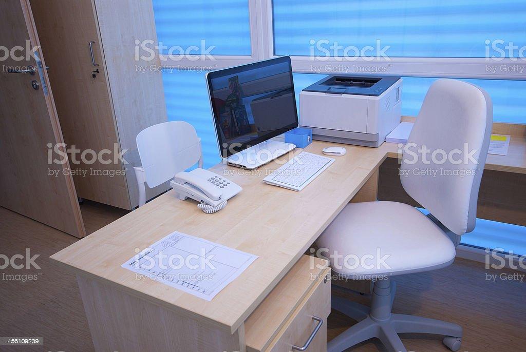 Medical Room royalty-free stock photo