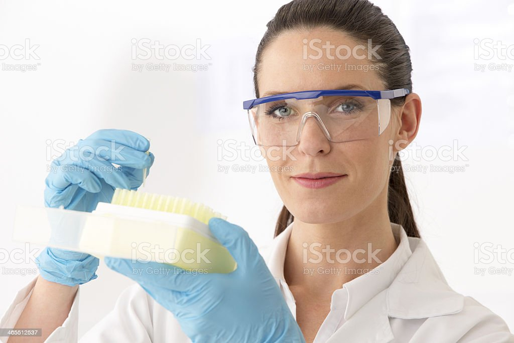 Medical Science royalty-free stock photo