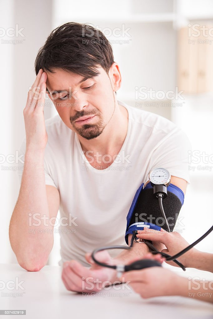 Medical services stock photo