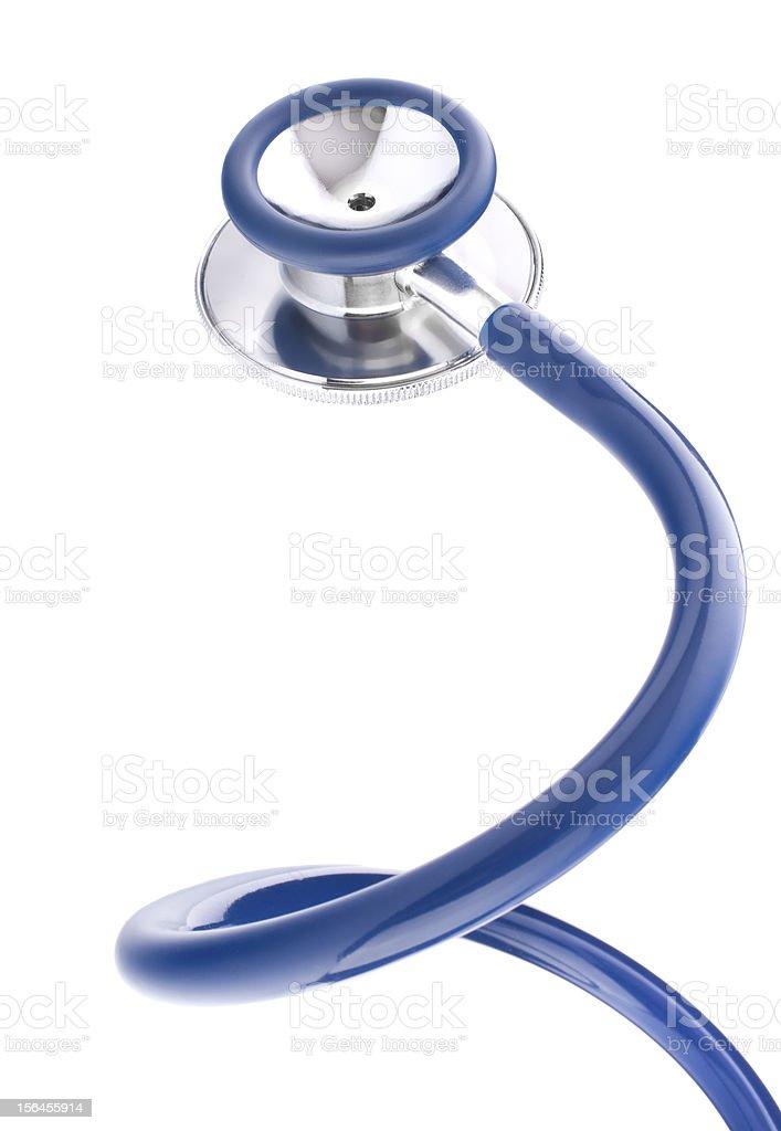 Medical stethoscope or phonendoscope royalty-free stock photo