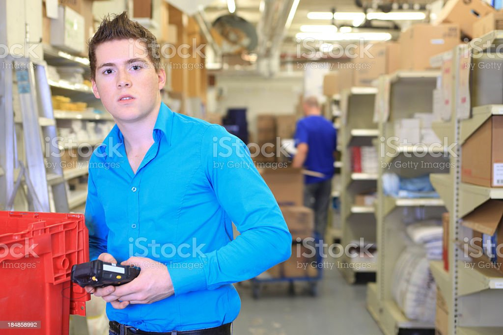 Medical Store - Work royalty-free stock photo
