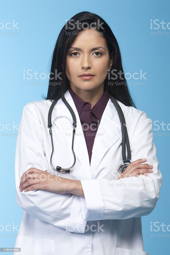 Medical Student royalty-free stock photo