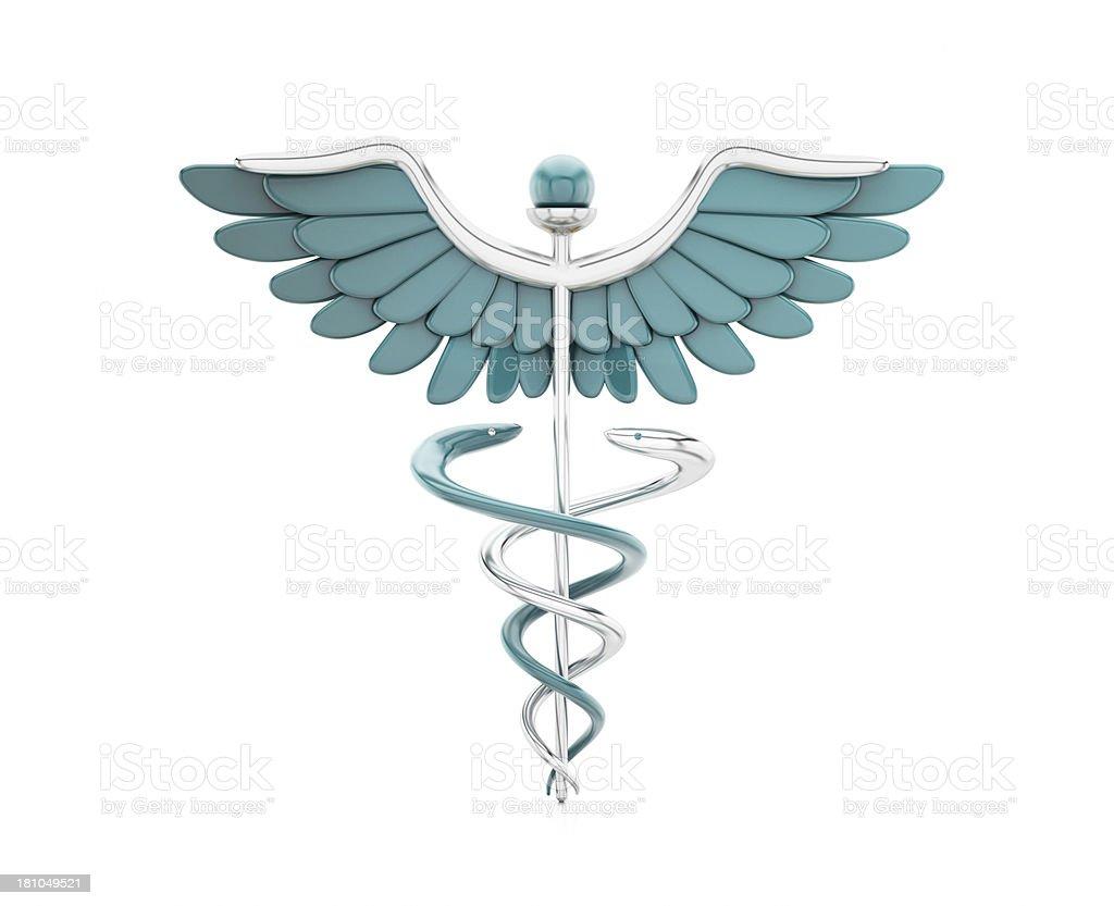 Medical symbol royalty-free stock photo