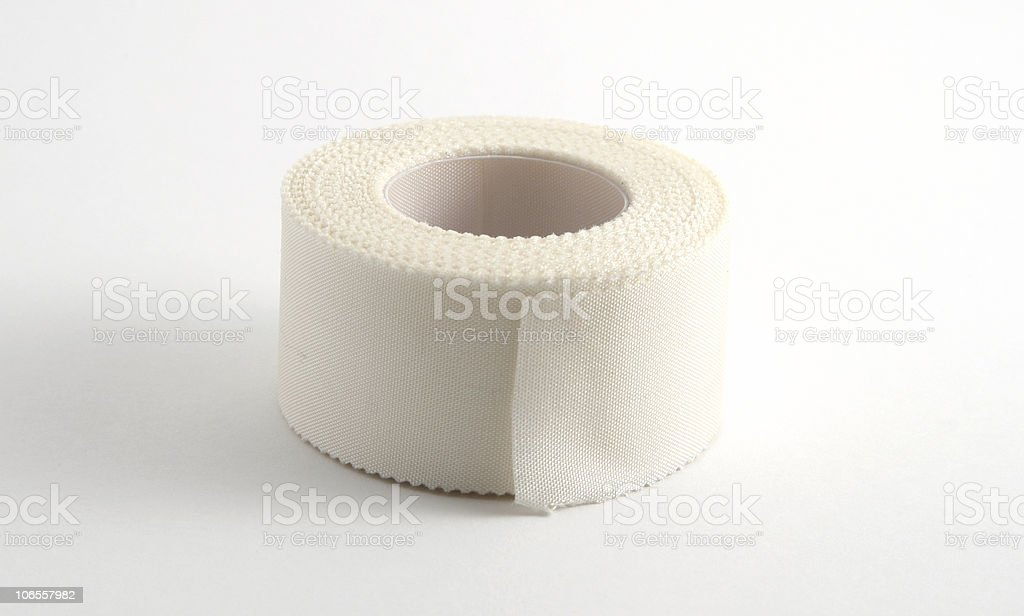 Medical Tape royalty-free stock photo