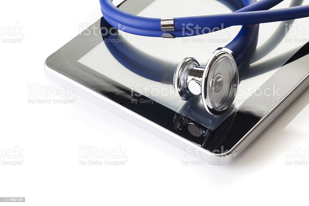 Medical Technology royalty-free stock photo