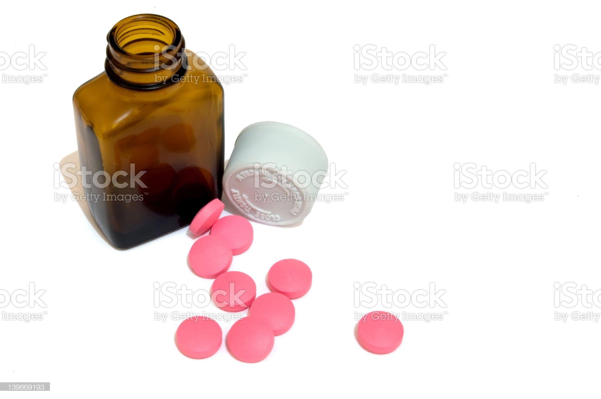 Medical_pills_1 royalty-free stock photo