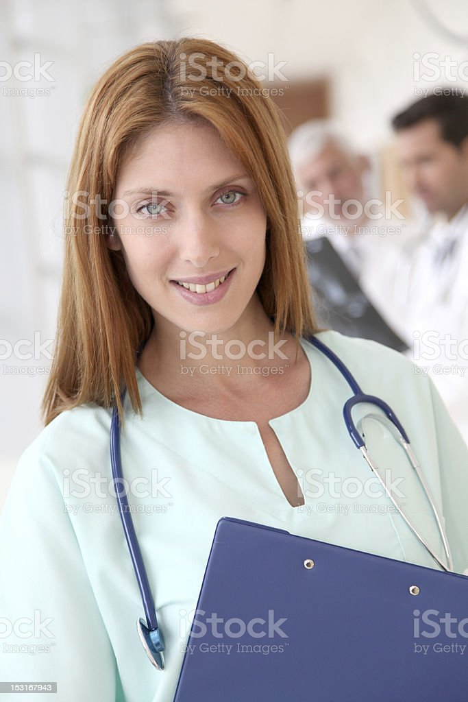 Medicalcare people stock photo
