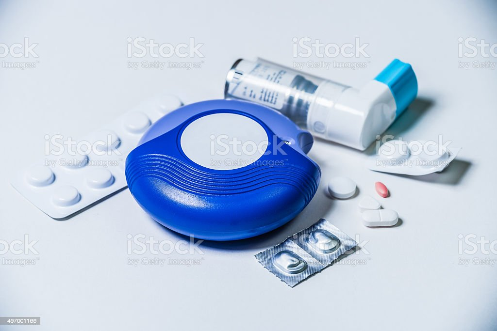 medicament and drugs stock photo