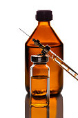 medicament and syringe