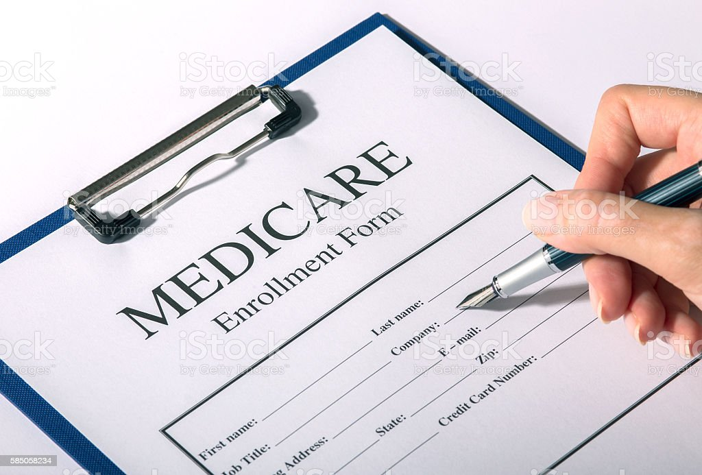 Medicare Enrollment Pictures, Images And Stock Photos - Istock