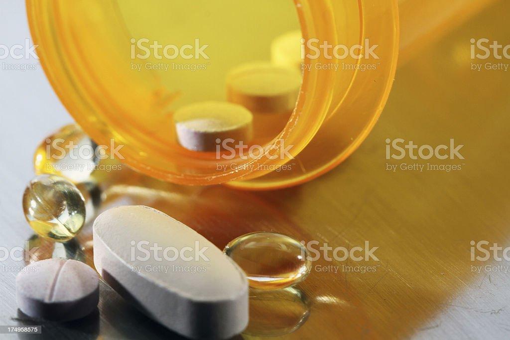 medication marketing royalty-free stock photo