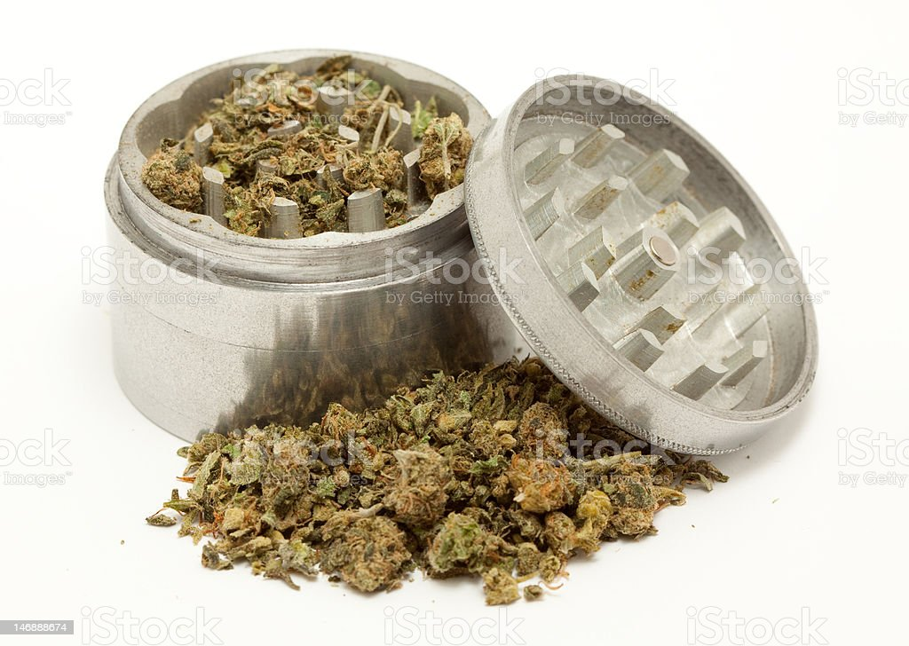 Medicinal Marijuana stock photo