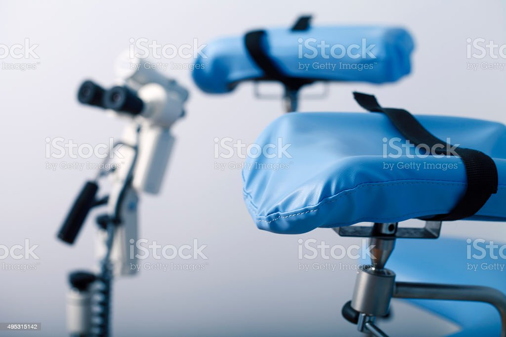 medicine and health care, gynecological services stock photo