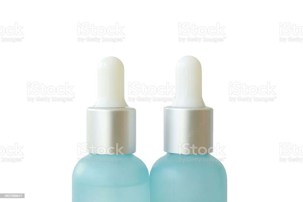Medicine bottles royalty-free stock photo