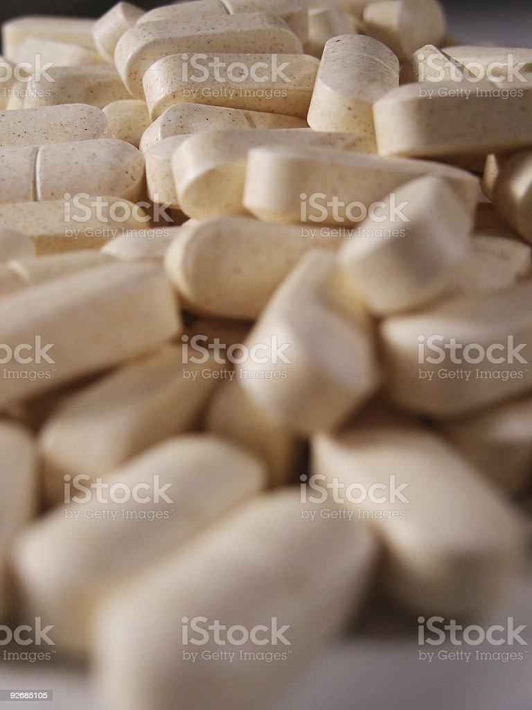 Medicine close up royalty-free stock photo
