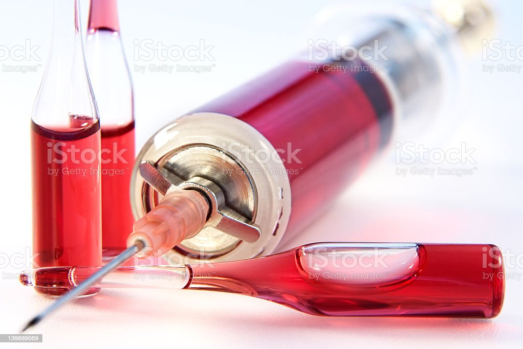 Medicine for a life royalty-free stock photo