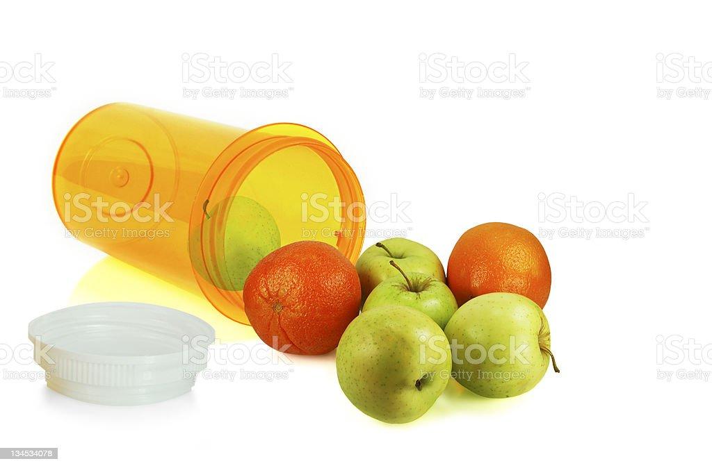 Medicine Fruit royalty-free stock photo