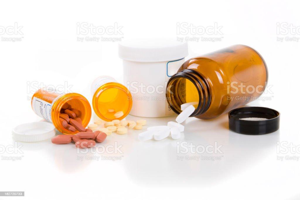 Medicine royalty-free stock photo