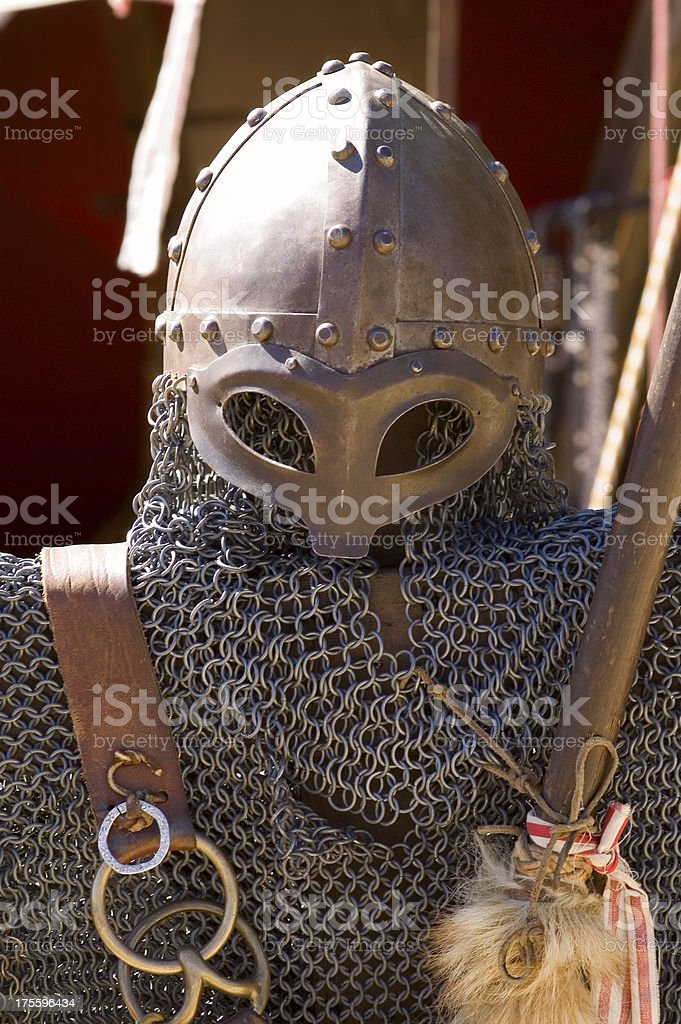 Medieval Armor royalty-free stock photo