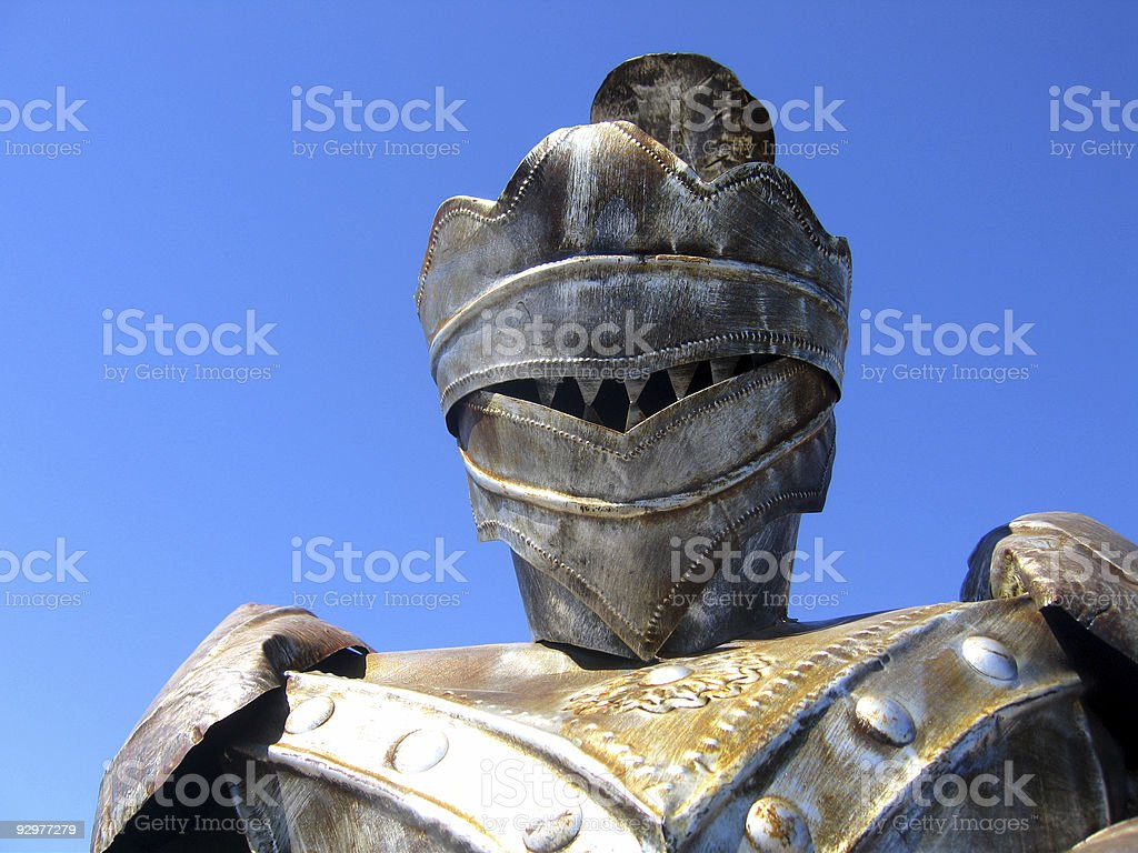 Medieval Armor stock photo