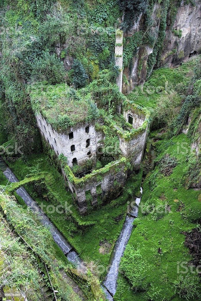 Mittelalterliche Burg. – Foto
