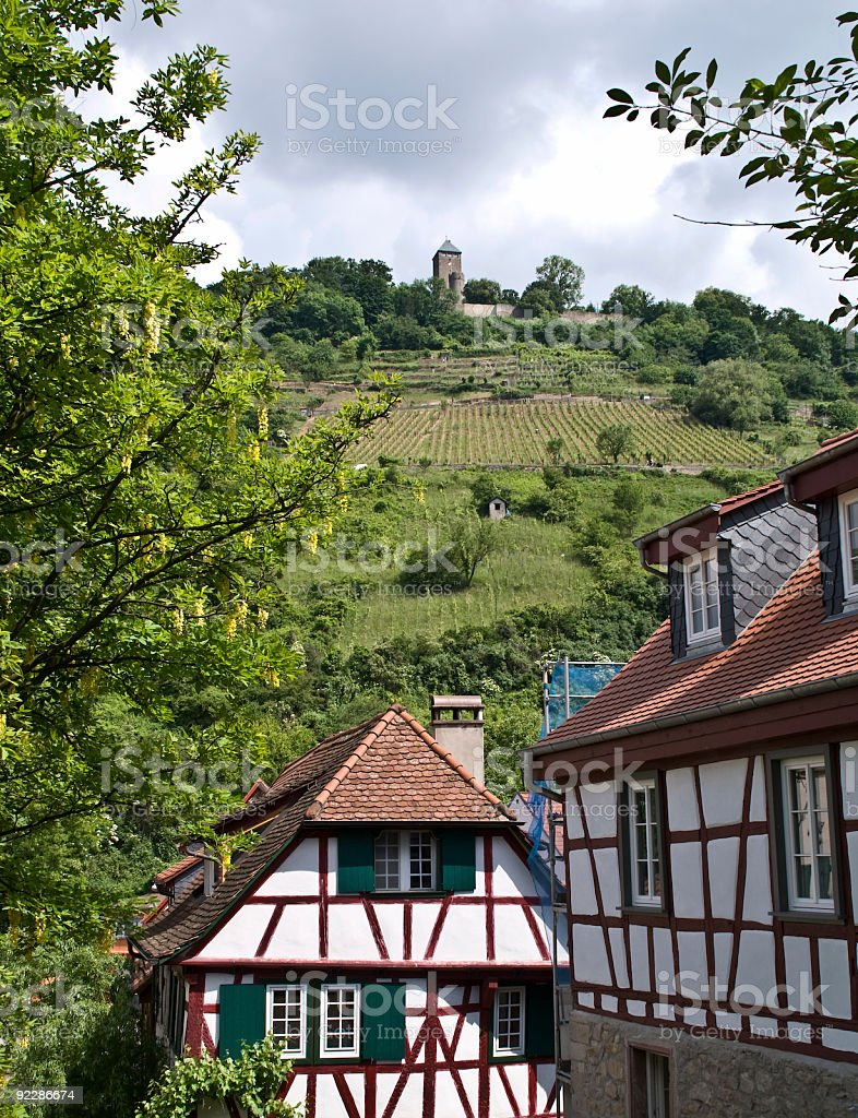 Medieval Fort stock photo