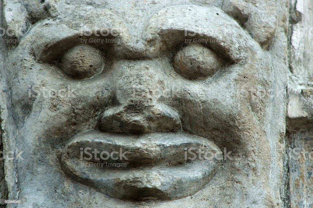 Monstre médiévale photo libre de droits